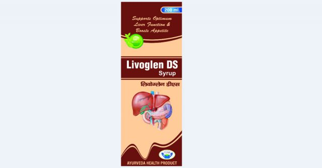 Liver Function Improve Appetite Livoglen DS